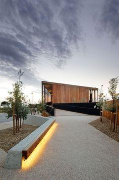 Keast park by Site Office Landscape Architecture 08 « Landscape Architecture Works | Landezine Landscape Architecture Works | Landezine