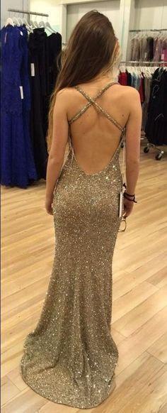 dress gold gold sequins gold dress sequins sequin dress prom dress prom long dress long prom dress backless backless dress