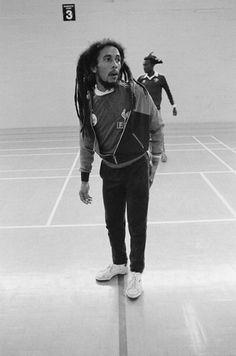 Hon. Bob Marley