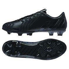 Adidas Predator Instinct Knight Pack FG Soccer Cleats (Black)