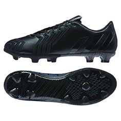 Adidas Predator Instinct Knight Pack FG Soccer Cleats (Black)