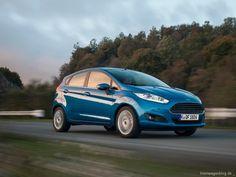 Ford Fiesta 1,0-Liter-EcoBoost