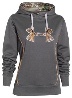Under Armour Storm Caliber Hoodie for Ladies | Bass Pro Shops: The Best Hunting, Fishing, Camping & Outdoor Gear
