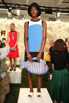 LOOK | 2015 SS NEW YORK COLLECTION | KATE SPADE NEW YORK | COLLECTION | WWD JAPAN.COM