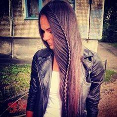 This braid? Love it. @laurenkendal95 #braids #haircrush #hairstyle #sundayfunday