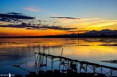 From FB Yan Yu Lin 攝影作品欣賞以及經驗分享區 高美濕地。如詩般寧靜 Sony A57 Sigma 17-50mm F2.8 35mm, F8.0, 1/40sec, ISO100