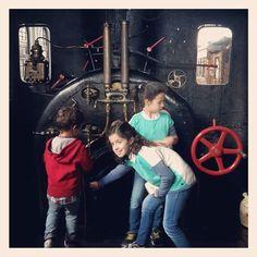 Museu Ferrocarril by carmocalmeida