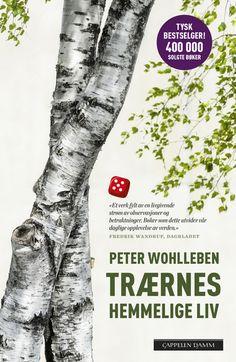 Trærnes hemmelige liv omslag