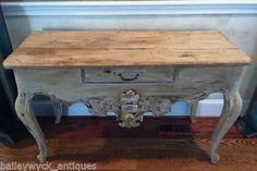 Antique-Italian-Console-Hall-Table