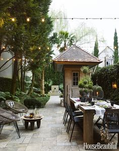 When we Are speaking about the house decor, we cannot overlook speaking about the Covered Patio Ideas For Backyard. Backyard -- the outside side of this house Outdoor Rooms, Outdoor Dining, Outdoor Decor, Outdoor Ideas, Dining Area, Dining Room, Dining Table, Outdoor Retreat, Rustic Outdoor