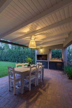 How Does Pergola Provide Shade Steel Pergola, Deck With Pergola, Outdoor Pergola, Pergola Plans, Pergola Kits, Outdoor Rooms, Outdoor Living, Outdoor Decor, Pergola Ideas