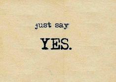 I Almost Said No | Camesha Gosha