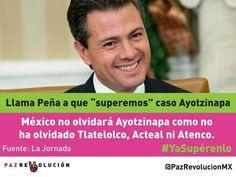 #YaMeCanse2 #YaSuperenlo #Ayotzinapa #AccionGlobalporAyotzinapa #RenunciaEnriquePenaNieto asesino en serie - http://www.pixable.com/share/5ZEpE/?tracksrc=SHPNAND2&utm_medium=viral&utm_source=pinterest