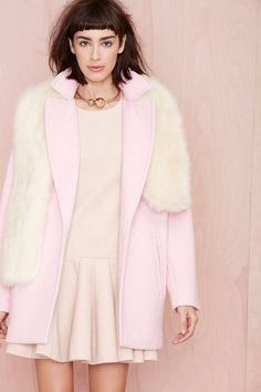 Not Fur Long Collar - Accessories | Scarves + Gloves