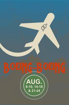 Fasten your seatbelts, folks. #BoeingBoeing is touching down at #CircleTheatre! - Allison Parker, #RevueWestMichigan