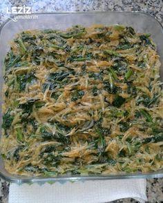 Nefis Ispanak Yemeği - Leziz Yemeklerim