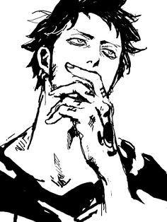 One Piece // Trafalgar D. Water Law