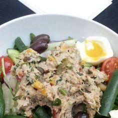 tonijnsalade met augurk