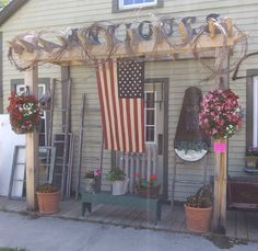 Valance Curtains, Shops, Wreaths, Antiques, Home Decor, Antiquities, Tents, Antique, Decoration Home