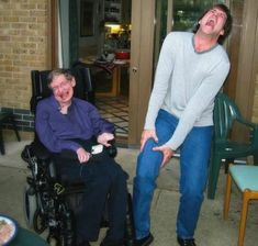 Post with 3035 votes and 146563 views. Tagged with funny, awesome, the more you know, stephen hawking, random; Shared by Imakeyoulaughlongtime. When Jim Carrey met Stephen Hawking Stephen Hawking, Isaac Newton, The Bigbang Theory, Satire, Funny Memes, Jokes, Hilarious, Fun Funny, Celebs