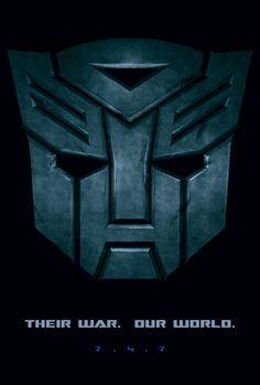 Transformers  Transformers: Revenge of the Fallen  Transformers: Dark of the Moon