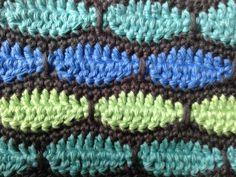 Mangler du nye hækle mønstre?