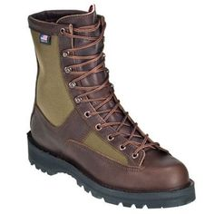 Danner Boots Unisex Brown 63100 USA-Made Insulated Waterproof Sierra Hunting Boots