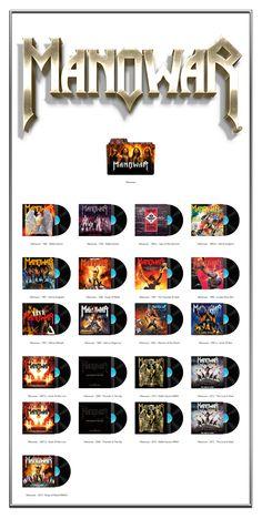 Album Art Icons: Manowar