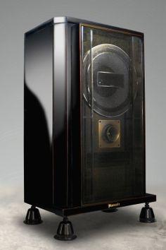 MAXONI TW1300 Speaker - Coaxcial 2-way Field Excitation Driver〔DS702〕+ Field Excitation Tweeter〔T501〕