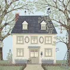 Country House by Sally Swannell