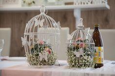Wedding Flowers Vintage Butterflies Hochzeit Deko Blumen