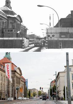 Fotogalerie: Berliner Ansichten vor und nach der Wende   Berliner-Kurier.de
