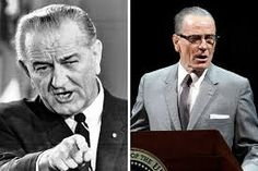 Lyndon Baines Johnson (August 27, 1908 – January 22, 1973), often referred to as LBJ, was an American politician who served as the 36th US President from 1963 to 1969, assuming the office after serving as the 37th Vice President of the United States under President John F. Kennedy from 1961 to 1963.
