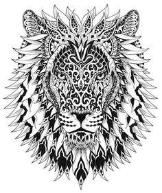 fantasie leeuw