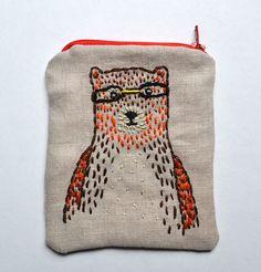 Bear pouch