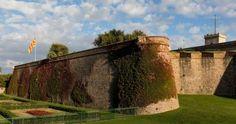 The Santa Amàlia Bastion - near Barcelona