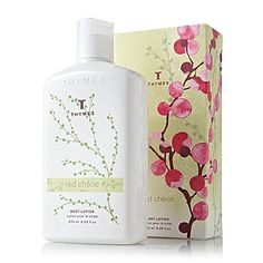 Thymes Red Cherie Body Lotion  $22.95