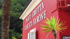 Der Wasserfall der Cascata Varone bei Riva del Garda | auf-den-berg.de Verona, Neon Signs, Berg, Travel, Aldo, Cave, Lake Garda Holidays, Northern Italy, Waterfall