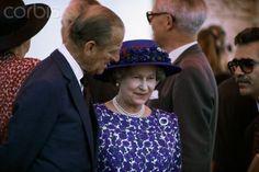 Queen Elizabeth, May 17, 1991