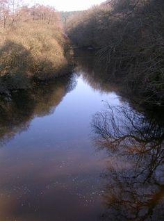 La sauvage vallée du Taurion