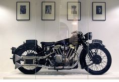 Lawrence's last Brough Superior,Imperial War Museum, London