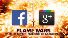 Facebook vs. Google+: Your Best Arguments