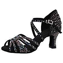 5121c5fad6c41 Amazon.com: Boigoo | AAAA dance shoes in 2019 | Shoes, Dance shoes ...