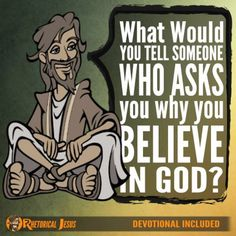 Check this out: What would you tell someone who asks you why you believe in God?. https://re.dwnld.me/9hVSR-what-would-you-tell-someone-who-asks-you-why-you-believe-in