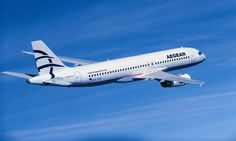 Aegean Airlines recorded a 23 percent increase on its international flights during the May-June 2013 period, the first two months of the main tourist season… Bristol City Fc, Cyprus Holiday, Us Airways, Direct Flights, Flying Together, National Airlines, Old Logo, Travel Rewards, Thessaloniki