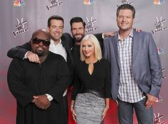 "Season 5 of ""The Voice"" features the return of judges Christina Aguilera and CeeLo Green. All the judges agree that having the original group back together makes for the best season yet."