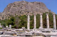 Priene - Ionische Stadtgründung bei Milet