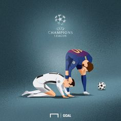 It's time for Lionel Messi to shine in the Champions League ? : It's time for Lionel Messi to shine in the Champions League ? Messi Vs Ronaldo, Cristiano Ronaldo Cr7, Messi 10, Soccer Art, Football Art, Cr7 Junior, Lionel Messi Wallpapers, Leonel Messi, Football Wallpaper