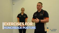 Back Strengthening Exercises For Hunchback Posture - Live Well Rehab