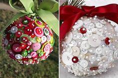 Hoje trouxemos 10 ideias para você dar uma repaginada nas suas bolas natalinas. Confira!